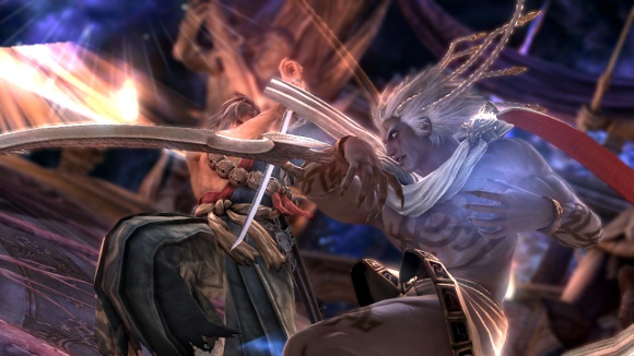 Soulcalibur V (360 PS3) Gold and Preorder Extras Announcement - Screenshot 1