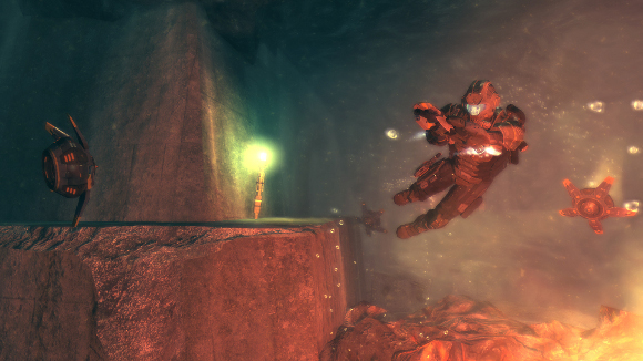 Deep Black (360, PC, PS3) PC Release Date Announcement - Screenshot 1