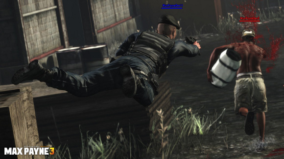 Max Payne 3 (360, PC, PS3) Rockstar QandA Announcement - Screenshot 2