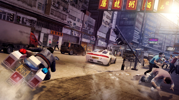 Sleeping Dogs (360, PC, PS3) Announcement - Screenshot 2