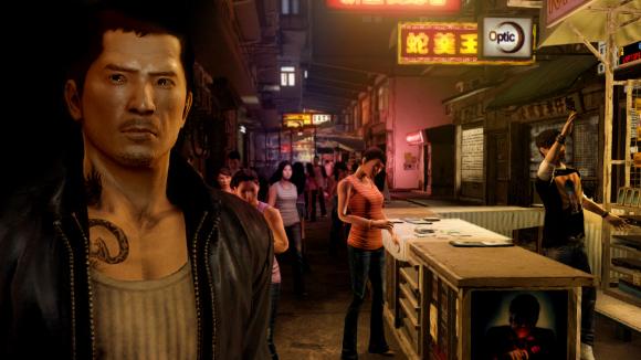 Sleeping Dogs (360, PC, PS3) Announcement - Screenshot 3