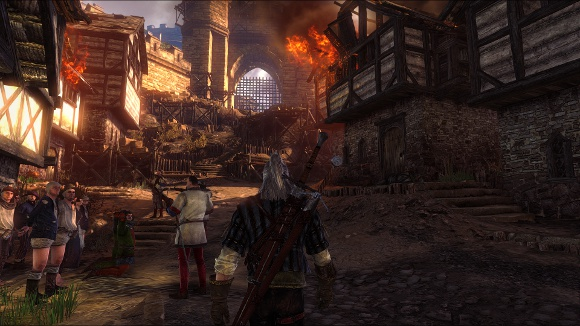 The Witcher 2: Assassins of Kings (360, PC) 360 Release Details Announcement - Screenshot 3