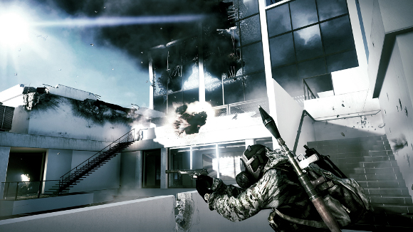 Battlefield 3 (360 PC PS3) Close Quarters DLC March Screenshots - Screenshot 2