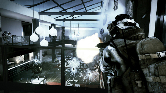 Battlefield 3 (360 PC PS3) Close Quarters DLC March Screenshots - Screenshot 5