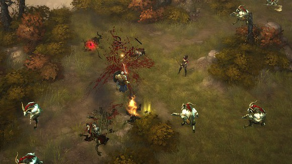 Diablo III (Mac, PC) Release Date Announcement - Screenshot 4