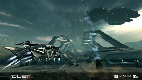 Dust 514 (PS3) Free to Play and PS3 Exclusive Announcement - Screenshot 3