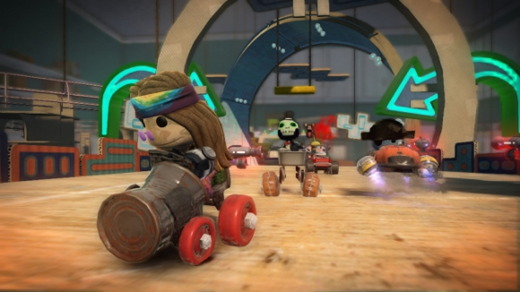 LittleBigPlanet Karting (PS3) Announcement - Screenshot 3