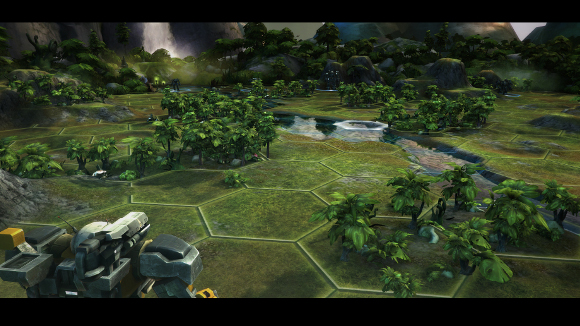 MechWarrior Tactics (PC) March Screenshots - Screenshot 1