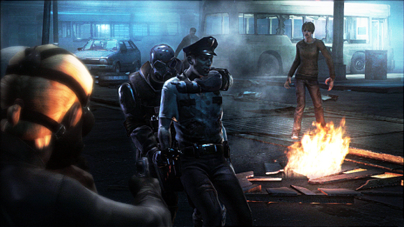 Resident Evil Operation Raccoon City (360, PC, PS3) 360 PS3 Launch Announcement - Screenshot 2