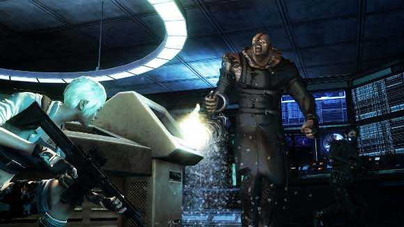 Resident Evil: Operation Raccoon City (360, PC, PS3) PC 360 Nemesis DLC Announcement - Screenshot 4