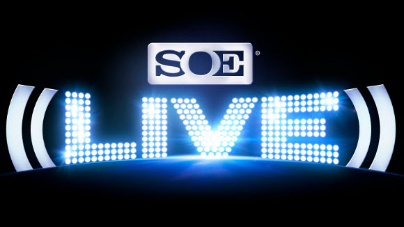 SOE Live (Event) Announcement - Logo