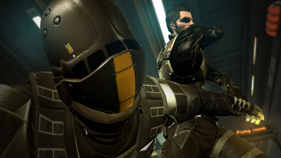 Deus Ex: Human Revolution (360, Mac, PC, PS3) Mac Launch Announcement - Screenshot 1