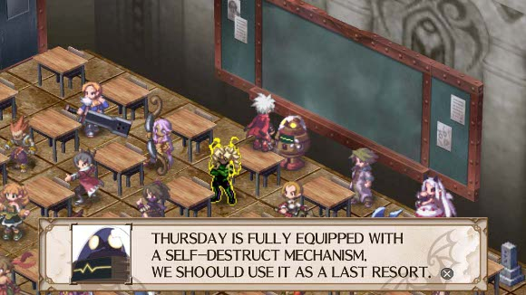 Disgaea 3: Absence of Detention (PS Vita) Launch Announcement - Screenshot 2