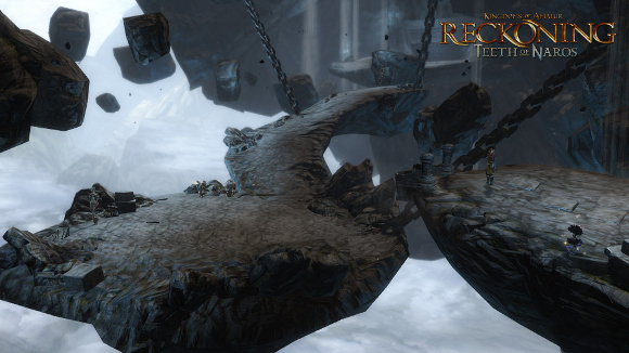 Kingdoms of Amalur: Reckoning (360, PC, PS3) Teeth of Naros DLC Announcement - Screenshot 2