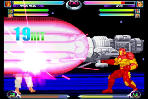 Marvel vs. Capcom 2 (iOS) iPhone and iPod touch Announcement - Screenshot 6
