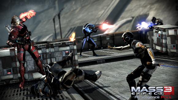 Mass Effect 3 (360, PC, PS3) Resurgence Pack DLC Announcement - Screenshot 2