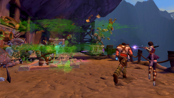 Orcs Must Die! 2 (PC) Announcement - Screenshot 4