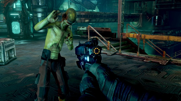 Prey 2 (360, PC, PS3) Delay Announcement - Screenshot 1