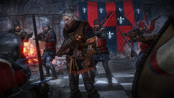 The Witcher 2: Assassins of Kings (360, PC) 360 Launch Announcement - Screenshot 4