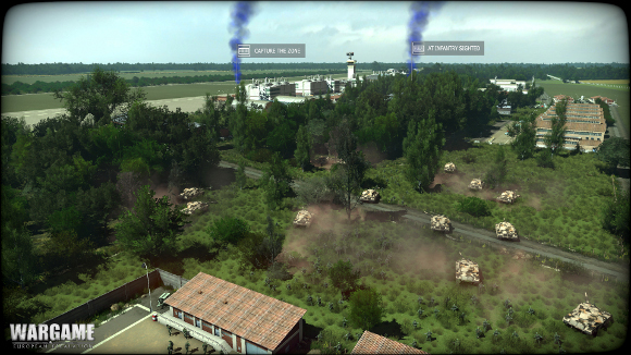 Wargame: European Escalation (PC) New Battlefields DLC Launch Announcement - Screenshot 3