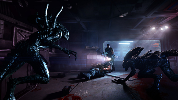 Aliens: Colonial Marines (360, PC, PS3) Release Date Announcement - Screenshot 2