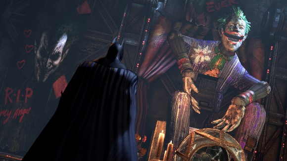 Batman: Arkham City (360, PC, PS3) 360 and PS3 DLC and GOTY Screenshot Announcement - Screenshot 2
