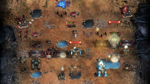 Command & Conquer Tiberium Alliances (PC) Launch Announcement - Screenshot 1