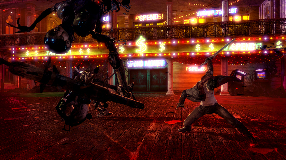 DmC Devil May Cry (360, PC, PS3) Release Date Announcement - Screenshot 5