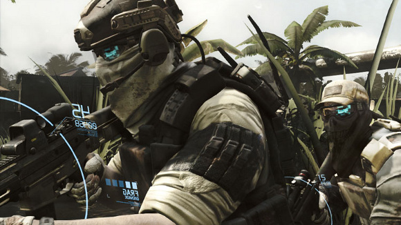 Tom Clancy's Ghost Recon: Future Soldier (360, PC, PS3) Launch Announcement - Screenshot 2