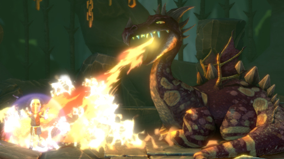 The Cave (360, PC, PS3) Announcement - Screenshot 1
