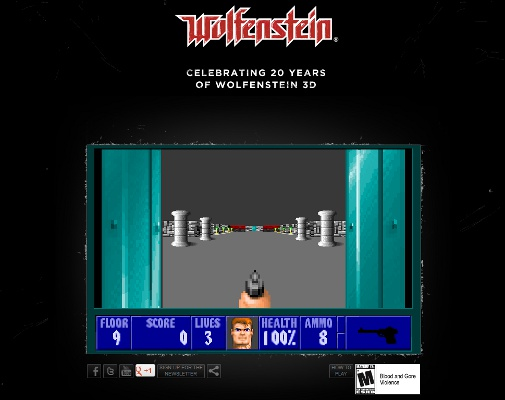 Wolfenstein 3D (Everything) 20th Anniversary Announcement - Web Version