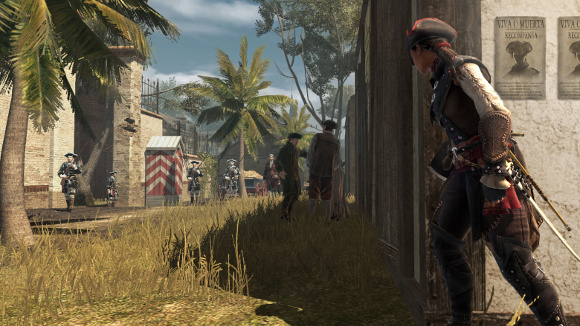 Assassin's Creed III Liberation (PS Vita) E3 2012 Announcement - Screenshot 3
