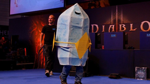 Blizzard (Convention) GamesCom 2012 Plans - Header