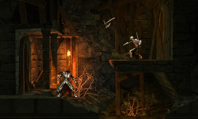 Castlevania: Lords of Shadow - Mirror of Fate (3DS) E3 2012 Announcement - Screenshot 3