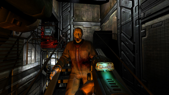 Doom 3 BFG Edition (360, PC, PS3) E3 Screenshots - Screenshot 1