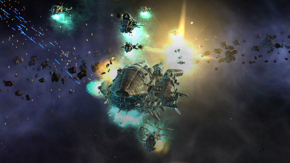 Endless Space (PC) Release Date Announcement - Screenshot 1