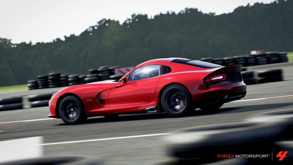 Forza 4 (360) 2013 SRT Viper Pack DLC Launch Announcement - Screenshot 4