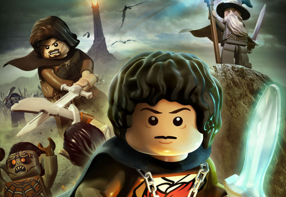 Lego Lord of the Rings (360, 3DS, DS, PC, PS3, Vita, Wii) Announcement - Art