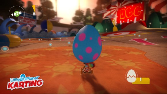LittleBigPlanet Karting (PS3) E3 2012 Screenshots - Screenshot 6