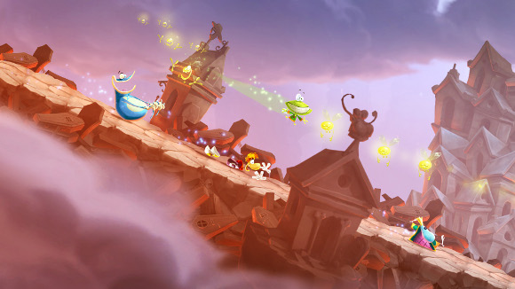 Rayman Legends (Wii U) E3 2012 Announcement - Screenshot 4