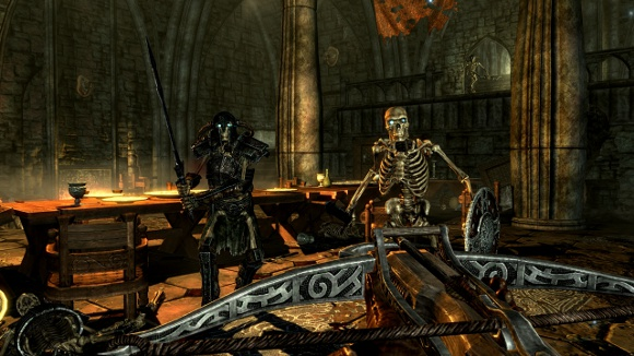 The Elder Scrolls V: Skyrim (360, PC, PS3) Dawnguard DLC E3 Screenshots - Screenshot 4
