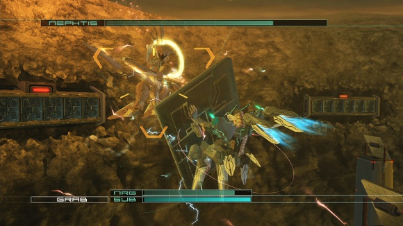 Zone of the Enders HD Collection (360, PS3) June Screenshots - Screenshot 4