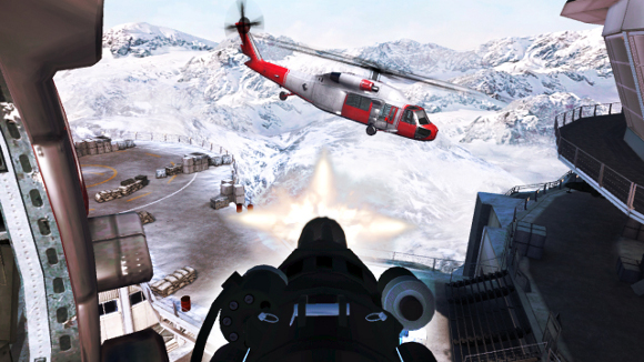 007 Legends (360, PC, PS3) On Her Majesty's Secret Service Level Announcement - Screenshot 2