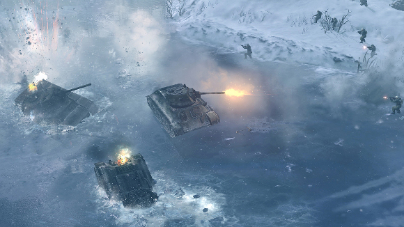 Company of Heroes 2 (PC) ColdTech System Announcement - Screenshot 4