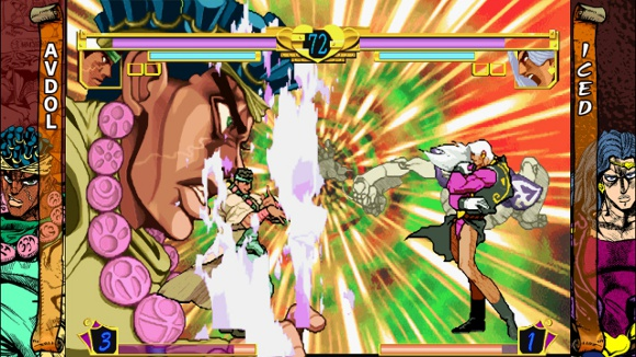 JoJo's Bizarre Adventure HD Ver. (360, PS3) Live and PSN Announcement - Screenshot 2