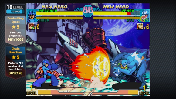 Marvel vs. Capcom Origins (360, PS3) Announcement - Screenshot 3