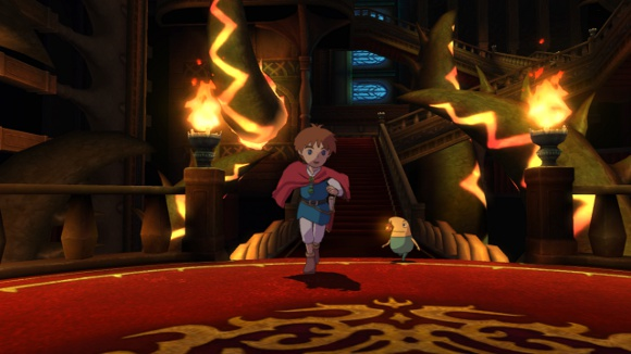 Ni no Kuni: Wrath of the White Witch (PS3) Wizards Edition Details Announcement - Screenshot 1