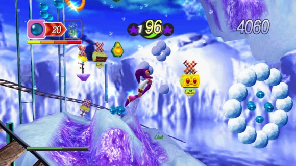 Nights into Dreams (360, PC, PS3) HD Update Announcement - Screenshot 3