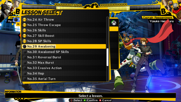 Persona 4 Arena (360, PS3) July Screenshot Attack EX - Screenshot 10