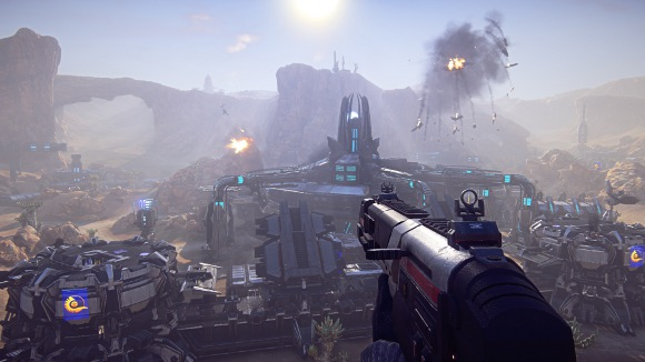 PlanetSide 2 (PC) Video Series Launch - Screenshot 3